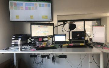 My personal warroom